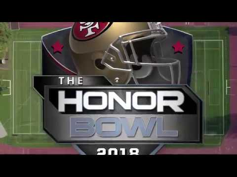 2018 Honor Bowl – Press Release for Bay Area games